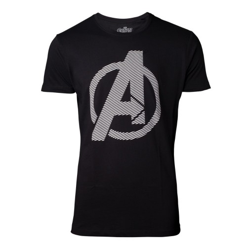 Tričko Avengers Infinity War – Logo
