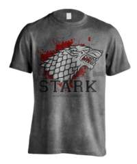 Tričko Game of Thrones – Stark the Fighter