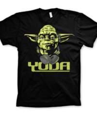 Tričko Star Wars Cool Yoda