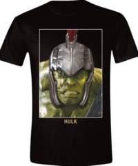 Tričko Marvel  Thor Ragnarok – Big Face Hulk