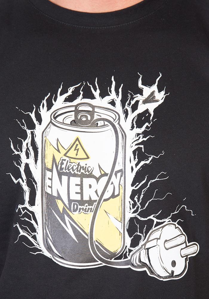 Pánské tričko Energy drink