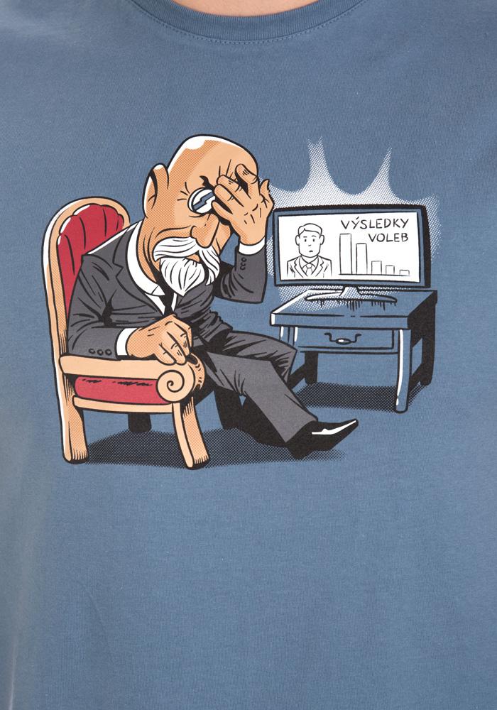 Pánské tričko Masaryk