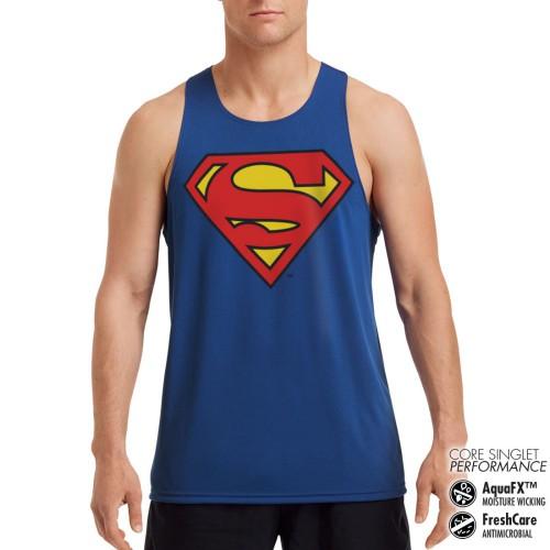 Tílko Superman Shield Performance