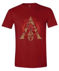 Tričko Assassin's Creed Odyssey – Logo Circle