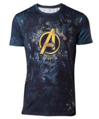 Tričko Avengers: Infinity War – Team