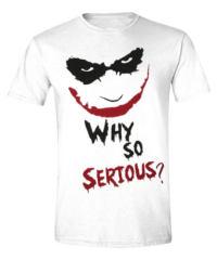 Tričko Batman – Why So Serious
