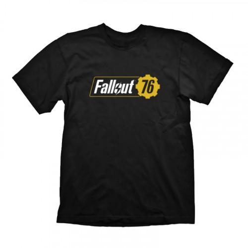 Tričko Fallout 76 – Logo