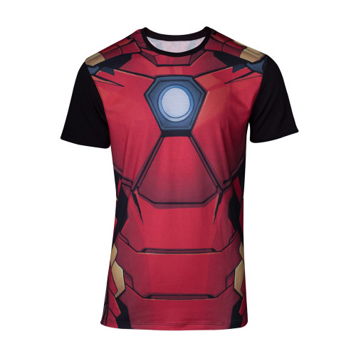 Tričko Iron Man – Sublimated