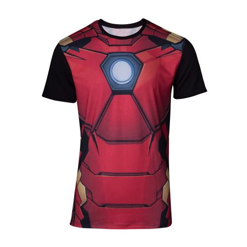 Tričko Marvel  Iron Man – Sublimated