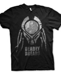 Tričko Predator – Deadly Dreads Iconic