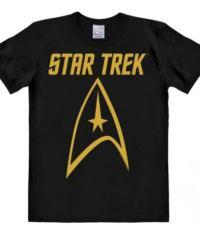 Tričko Star Trek – Logo Hvězdné flotily