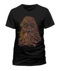 Tričko Star Wars – Chewie Goggles