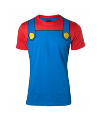 Tričko Super Mario Cosplay